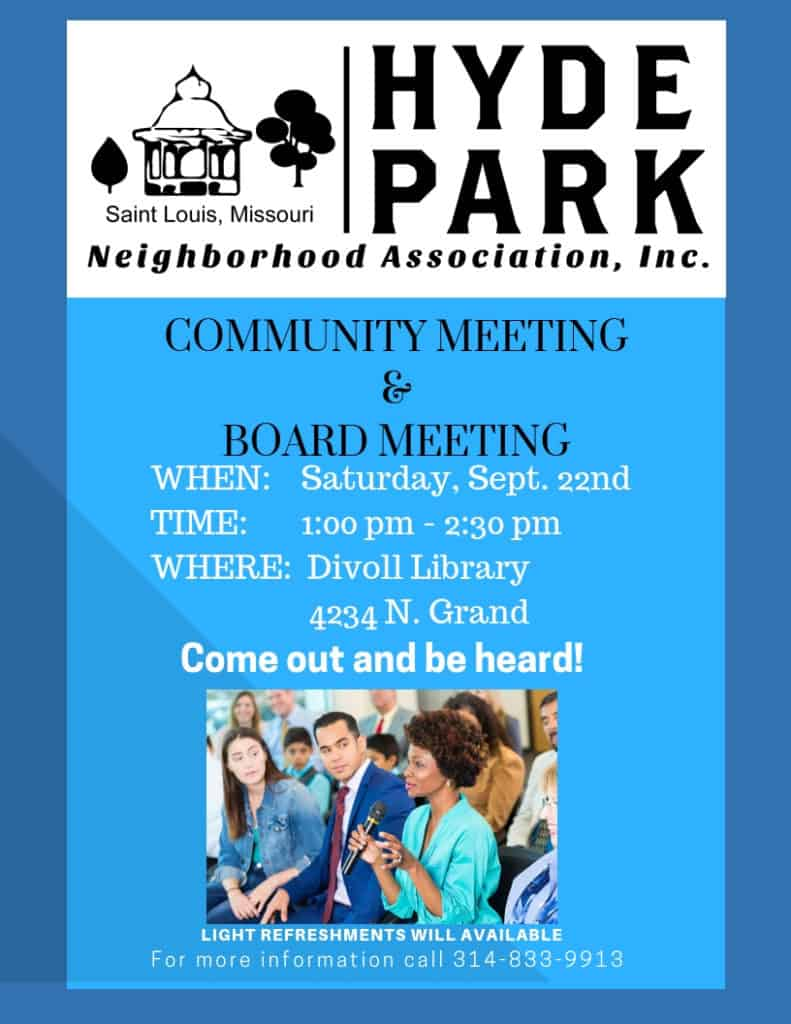 HPNA Board Meeting Flyer Sept 22